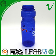 pctg insulated mineral water use plastic container 750ml heat resistant in shenzhen