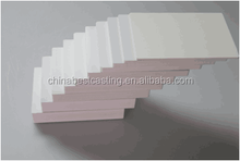 white pvc foam board from 3mm to 30mm used for kitchen and furniture no lead formaldehyde free