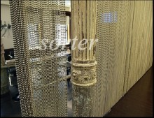 hot sale metal partition screens room dividers for hotel decoration