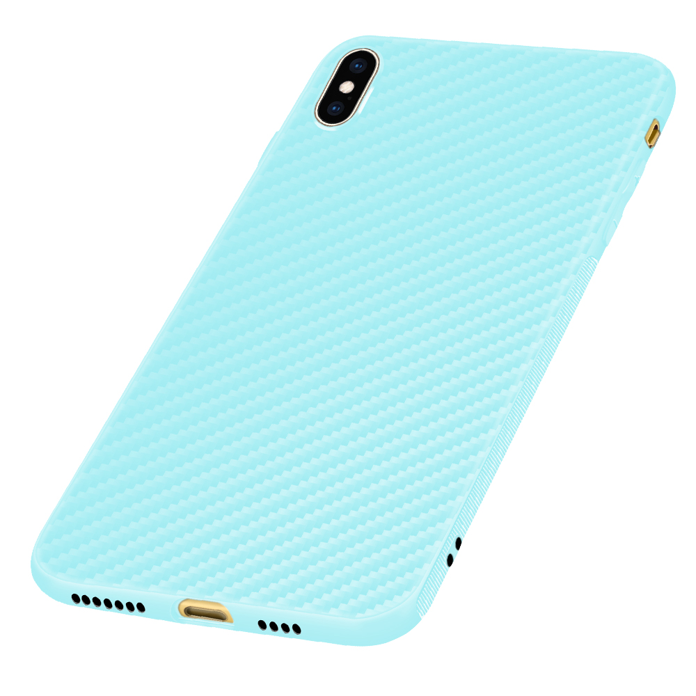 <strong>shock</strong> absorbing soft Carbon Fibre TPU phone cases for iPhone 5 smartphone case