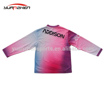 YuanZhen-OEM service for your selection top quality sublimation motorcycle jersey sportswear
