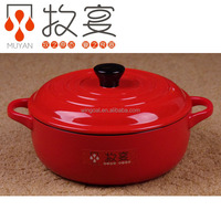 Chaozhou MUYAN heat-resistant colorful ceramic cooking casserole set