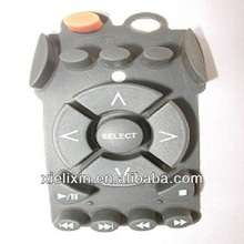 2014 the most newest silicone rubber numeric keypad