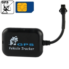 Mini Vehicle Motorcycle Bike LBS / SMS / GSM / GPRS Real Time Tracker Monitor Tracking