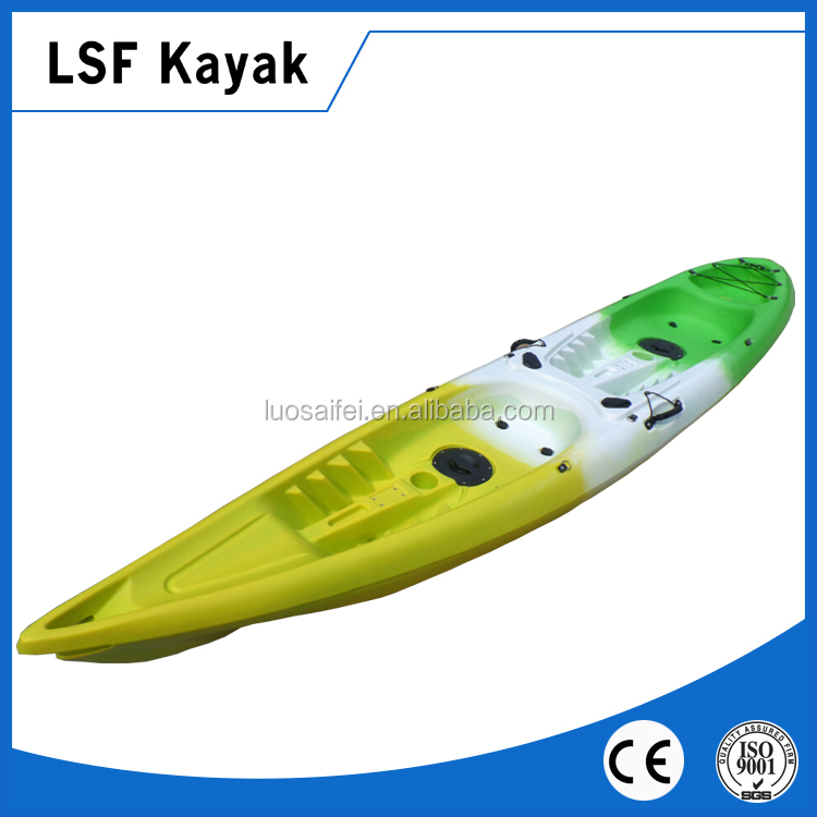 Double fishing kayak 2 person sit on top fishing kajak for Double fishing kayak