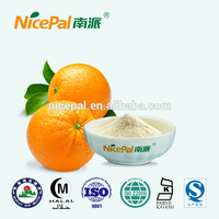 Nicepal brand orange fruit juice powder offered by chinese supplier