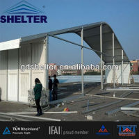 2013 newest Economical big aluminum frame tent for party wedding tent, event show, tent , durable and strong made by shelter