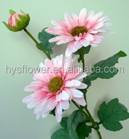 Silk gerbera daisy artificial flowers