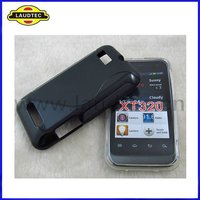 Wave S-Line TPU Case,Gel Case,Back Cover for Motorola Defy Mini XT320,New Arrival,Laudtec