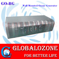 OEM wall mounting ozone air purifier with ceramic tube ozone generator for cool room
