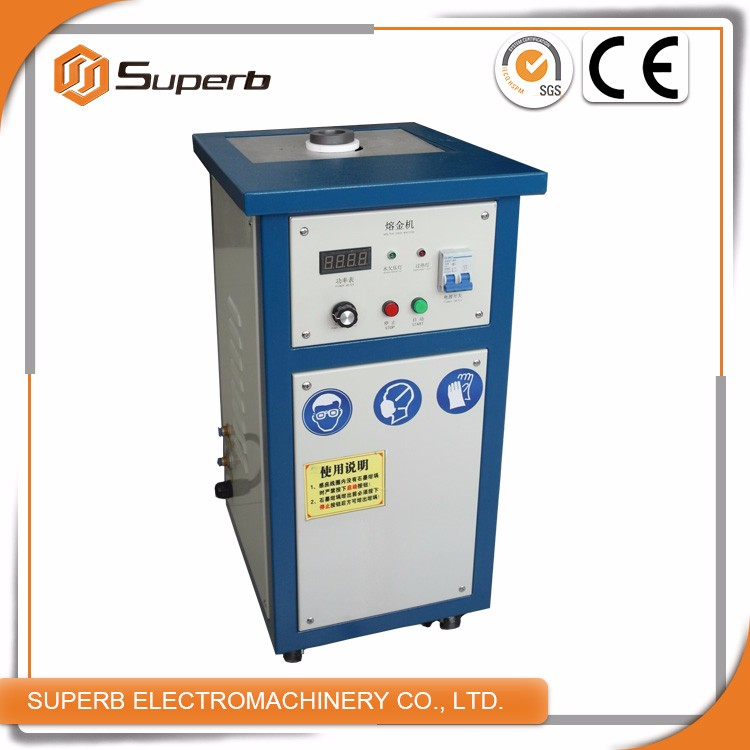 100% Duty Cycle Industrial Used Electric Furnace Melting For Gold