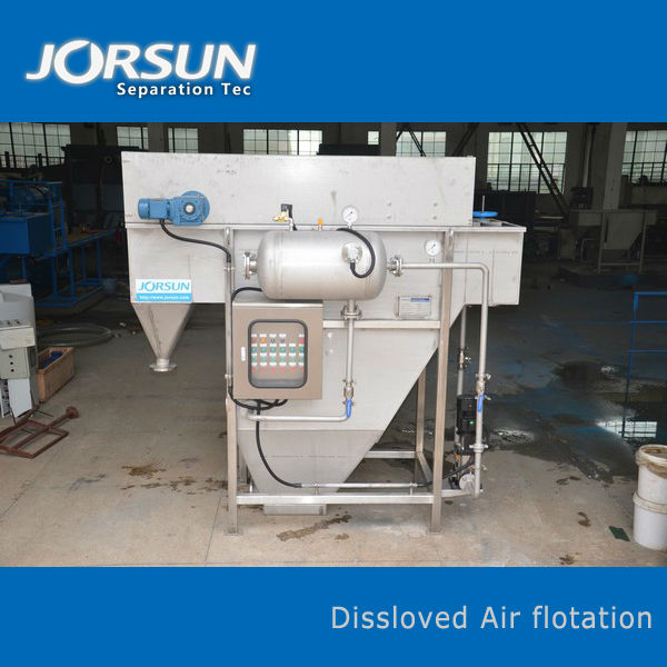 Dissolved Air Flotation - Oil Wastewater Treatment