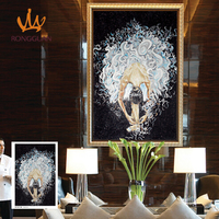 artistic mosaic picture hand-cut art decoration painting MD1078