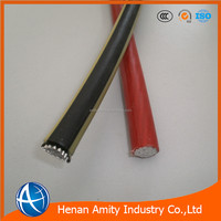 0.6/1kv xlpe insulated overhead messenger cable abc cable