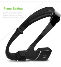 LonFine LF18 Smart Bluetooth 4.1 Bone Conduction Earpiece Headphone For IOS Android