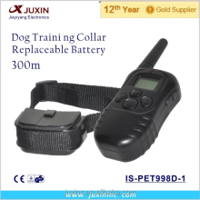 998D Remote control vibration and electronic shock dog training collar