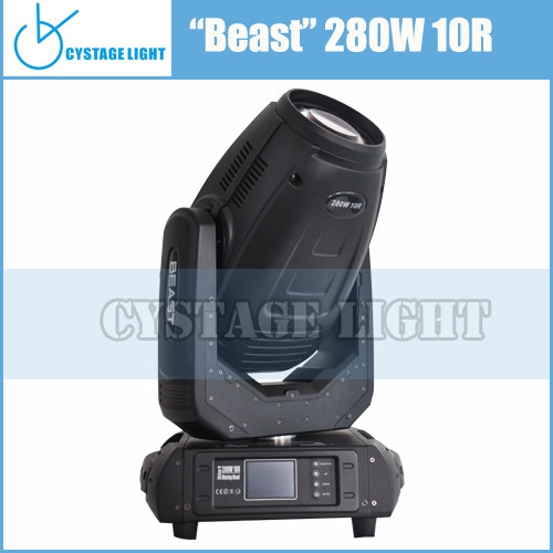 Pro Stage Light Beam Spot Wash 3in 1 Moving Head Light 10R 280W 3D Effect Moving Head Light Price