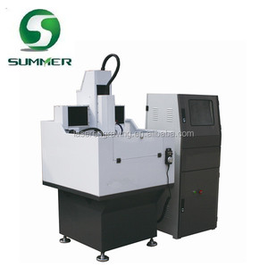 high precision 0.01mm accuracy engraving steel cnc machine for metal