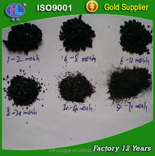 Activated carbon for cigarette filter tip