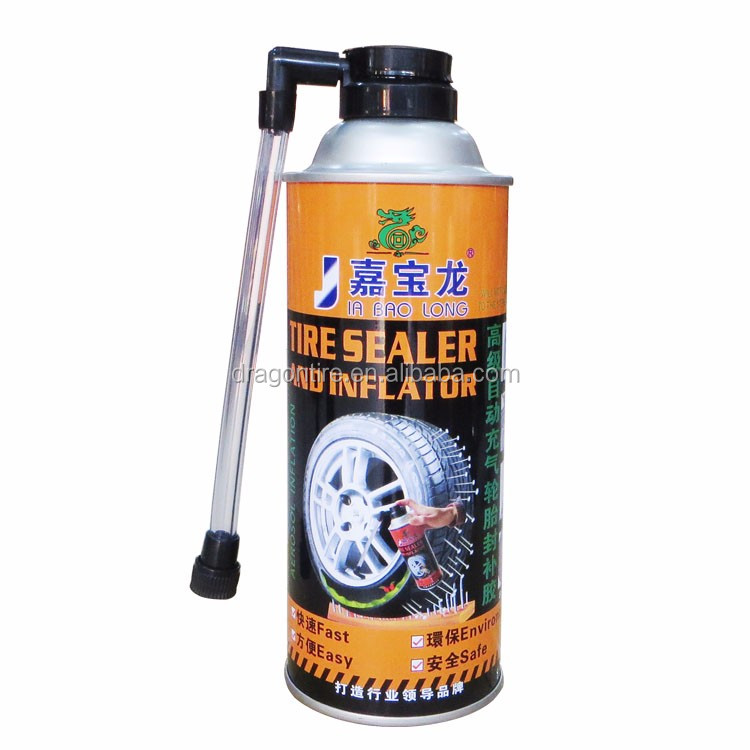 Convenient Flat Tire Repair Tire Sealer And Inflator
