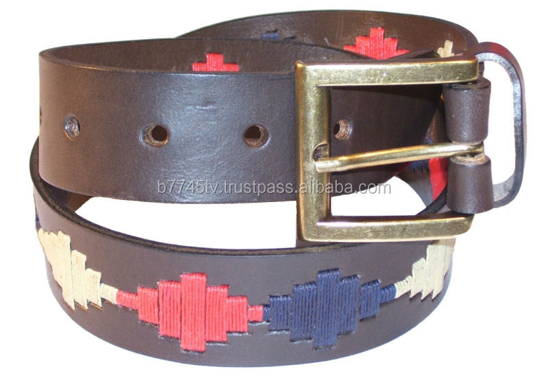 Genuine Leather Belt.