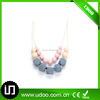 100 Safe Silicone Teething Necklace