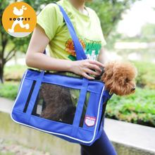Dog and cat carrier mesh pet tote bag carry bag pet products