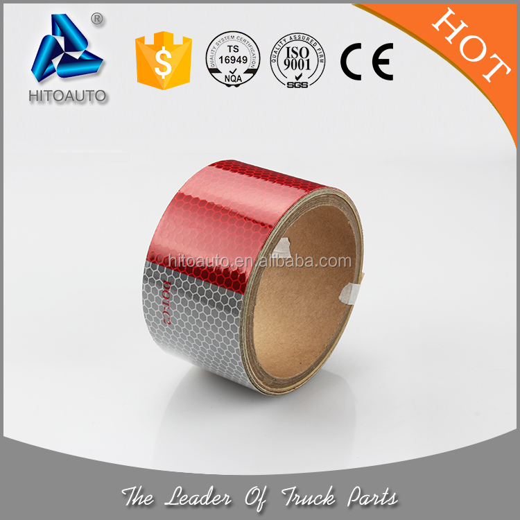Made In China Industrial Hazard Warning Reflective Tapes
