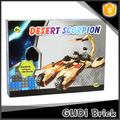 Desert scorpion 204 PCS educational bricks plastic toy