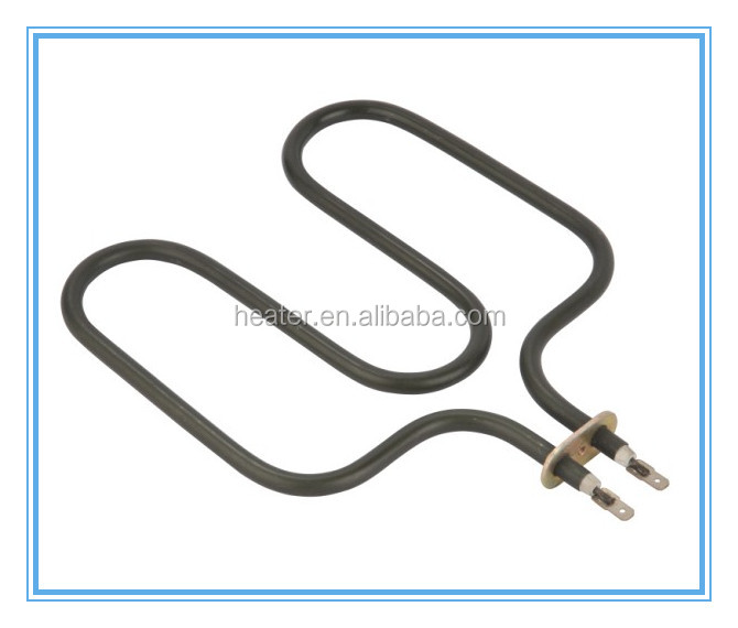 Barbecue heating element