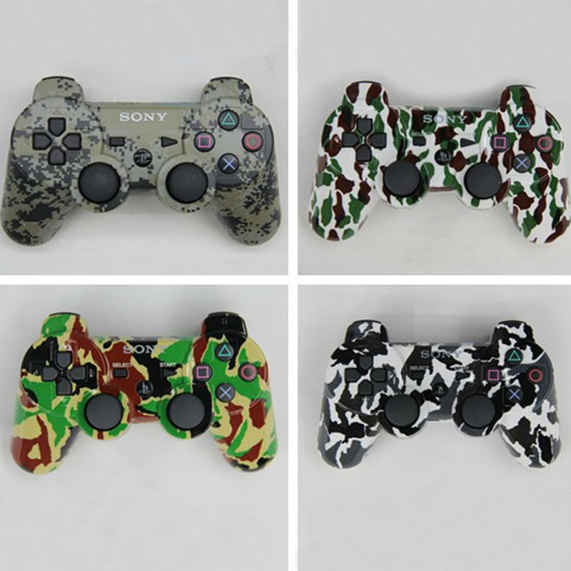 Hot selling For PS3/PS4 Console Wireless Bluetooth Game Controller/bluetooth joystick