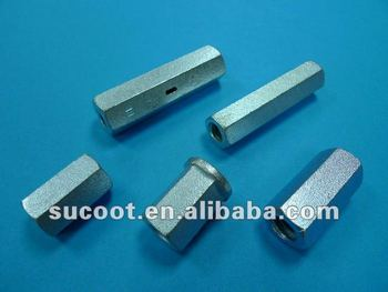 Construction Material Formwork Hex Nut For Sale
