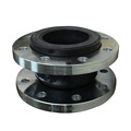 ISO9001 Certificated One-ball Flexible Flange Rubber Control Joint