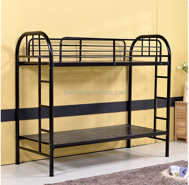 Factory Prices Double Deck Used Cheap Bunk Beds Adult