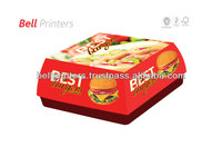 Burger take away packaging box best quality from India