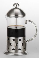 Stainless steel French coffee press (350ML) top quality