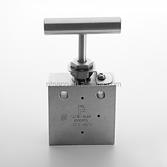 High pressure reducing stainless steel air release valve