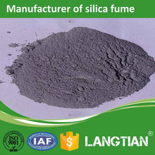 Refractory and cement used factory price for micro silica