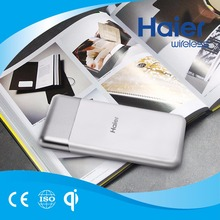 Haier Wireless Charging Powerbank for Smartphone