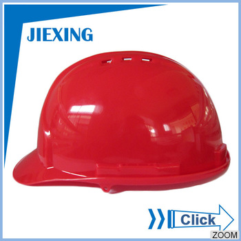 Hard hat CE en397 V style, cheap factory industrial safety helmets