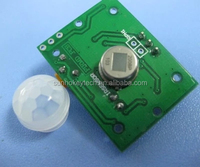 New Mini infrared pir motion sensor module HW8002 /Body Sensor/Passive PIR Detector