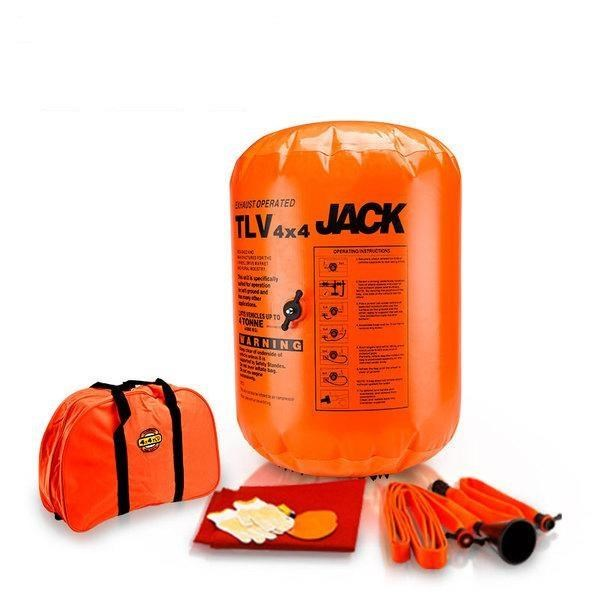 Air Jack for Sand Snow mud Recovery
