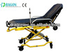 DW-S002A Electric medical Ambulance automatic loading wheelchair stretcher