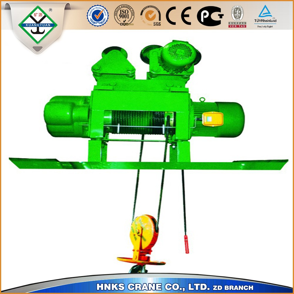 YH Type 10t Specialty Metallurgical Wire Rope Hoist