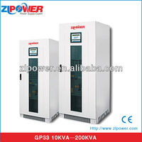 Three phase input and three phase output low frequency online UPS 10kva/15kva/20kva/30kva/40kva/60kva/80kva/100kva/120kva/160kva