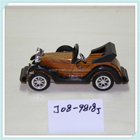 2015 antique wooden car,wooden antique car, wooden arts and crafts for home deco