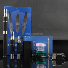 2014 new arrival ego battery vaporizer 3 in 1 cloutank m4,dry herb vaporizer x max