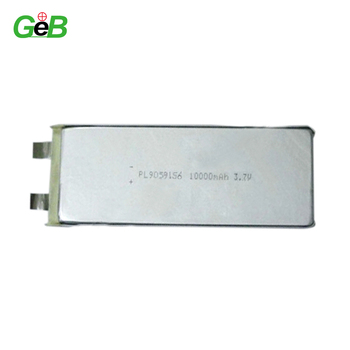 professional custom 3.7v 10000mah lipo battery cells