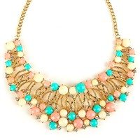 fashion necklace exotic wholesale jewelry DXL-004