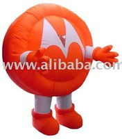 Botarga Inflatable Cartoon,